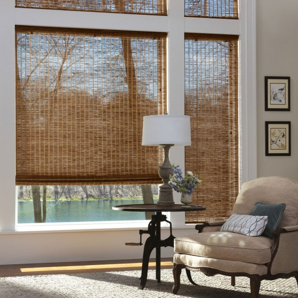 Bedroom-Bamboo-Blinds